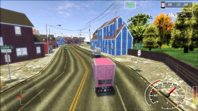 Trucker 2 PC Games Gameplay