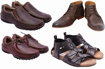 Great Discount on Great Brand Footwear: Min 52% Off – Upto 78% Off on Capland Men's Footwear + Extra 30% Off@ Flipkart