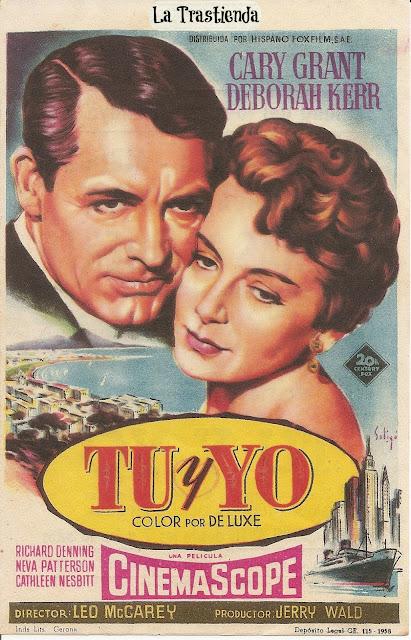 Programa de Cine - Tu y Yo (1957)