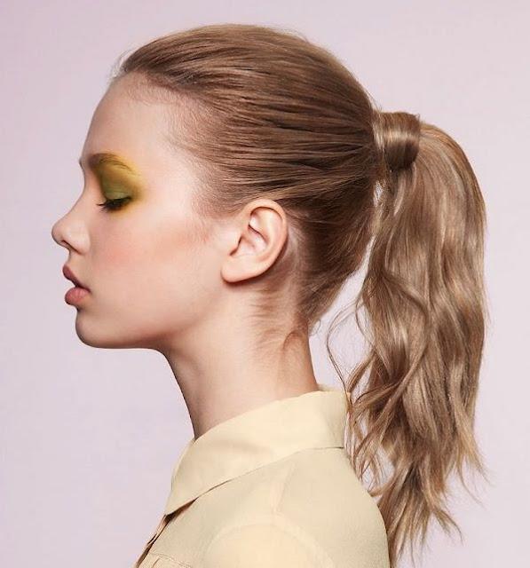 Tendencias de peinados fáciles rápidos y elegantes mas buscados  - Peinados Para Pelo Liso Faciles