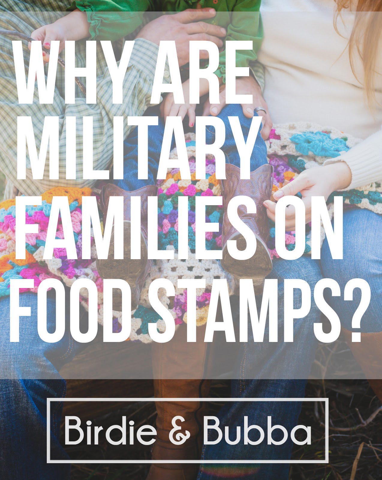 Why are military families on food stamps birdie and bubba experiences with food assistance programs vary greatly and can be good or bad ccuart Choice Image