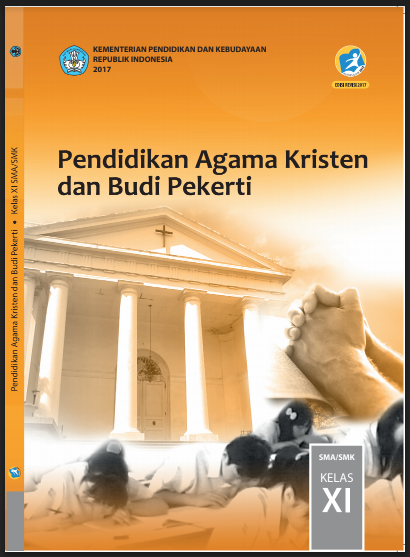 Buku Pendidikan Agama Kristen dan Budi Pekerti Kelas 10/11 ...