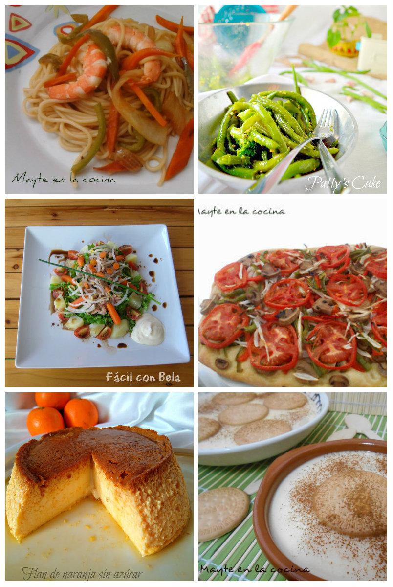 Recetas De Cocina Bajas En Calorias | Recetas Bajas En Calorias Para Cuidar La Linea Mayte En La Cocina