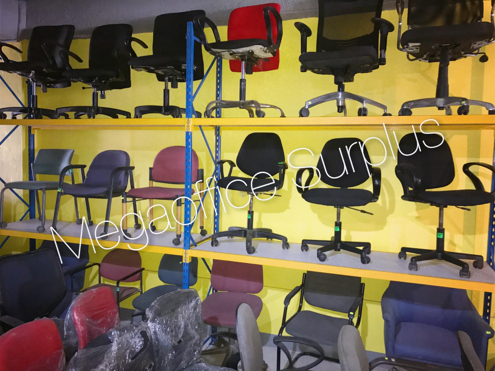 MEGAOFFICE SURPLUS PREMIERE SURPLUS FURNITURE SUPPLIER CHAIN Offers Quality  Pre Owned (second Hand) And Used Office Furniture At A Fraction Of The Cost  Of ...