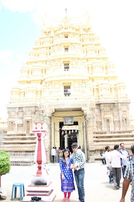 Chamundi Temple Mysore - Rishabh Datta