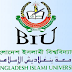 Bangladesh Islami University (BIU) Admission and facilities