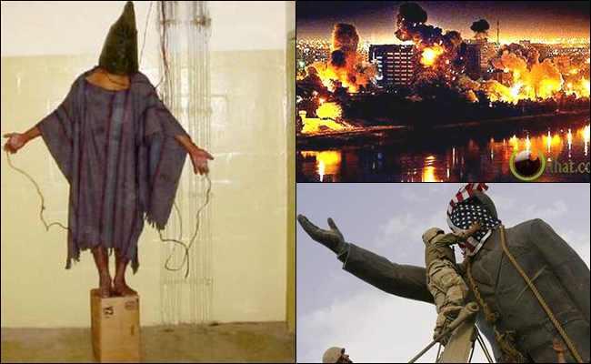 10 Aksi Fenomenal yang pernah Terjadi di Perang Irak