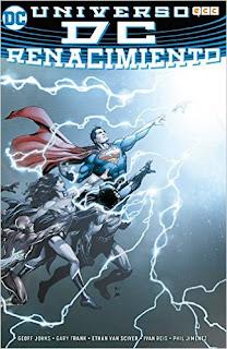 Universo DC: Renacimiento PDF
