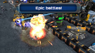 Galaxy Control 3D Strategy GI Mod Apk Terbaru (Mod Damage/Ammo/Speed)
