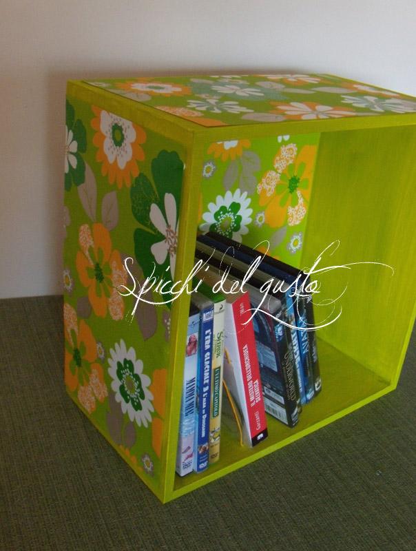 cubi libreria
