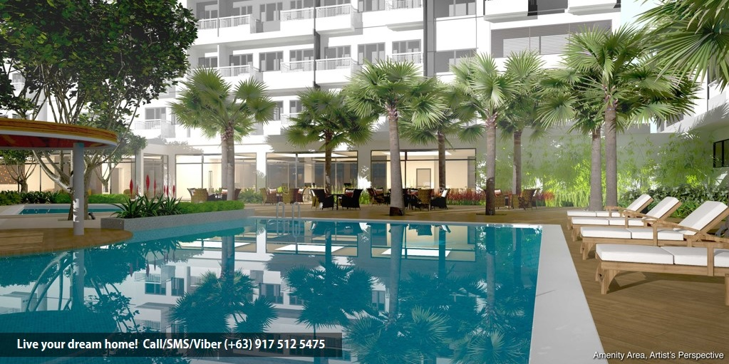 SMDC Spring Residences - 1 Bedroom With Balcony | Condominium for Sale Bicutan Paranaque