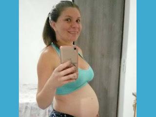 Bebê baleado dentro da barriga da mãe está paraplégico e respira por aparelhos