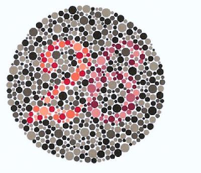 menaksir angka dalam lingkaran berpola