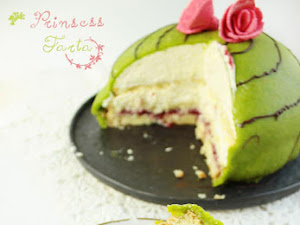 Gâteau Prinsesstårta