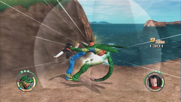 Dragon Ball: Raging Blast 2 (ISO) XBOX 360 Screenshots #1