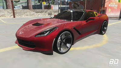Download , Mod, Carro , car,  Chevrolet Corvette Stingray C7 2017 para GTA San Andreas, GTA SA, Game, Jogo PC
