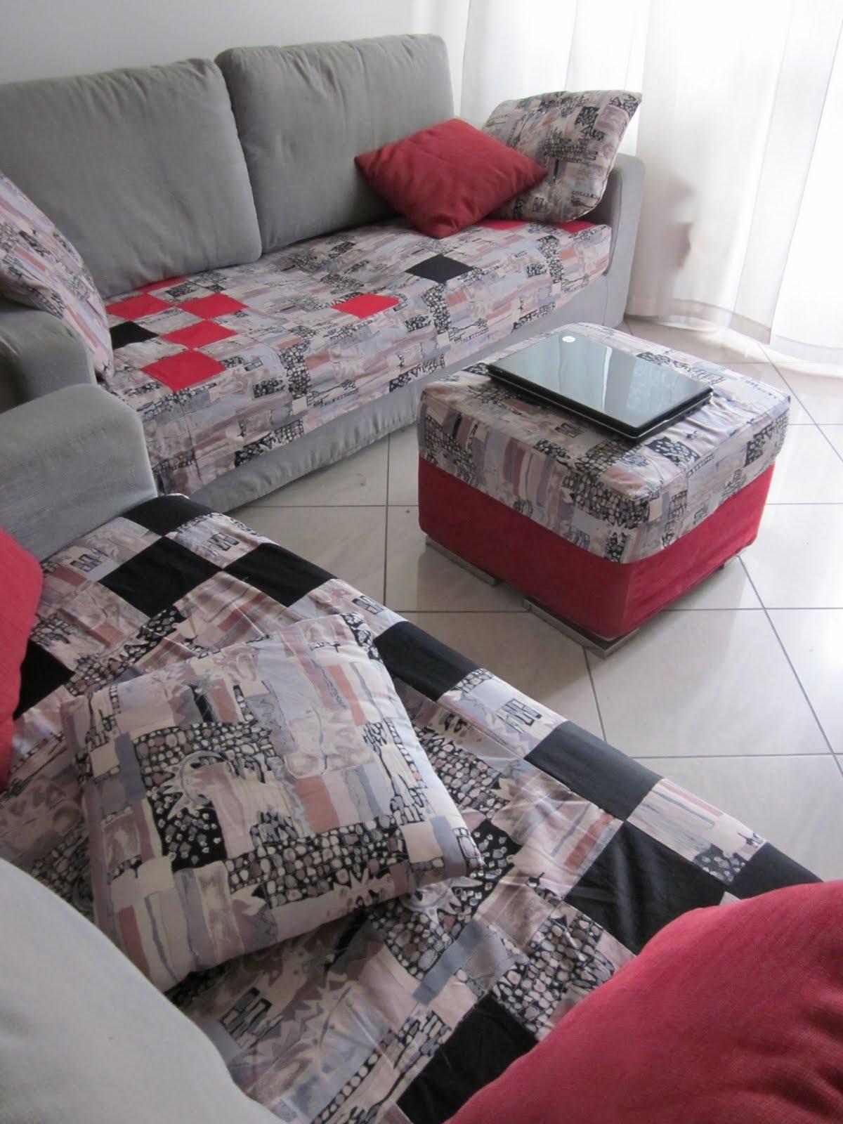 gipa gipa teli patchwork e cuscini per divani