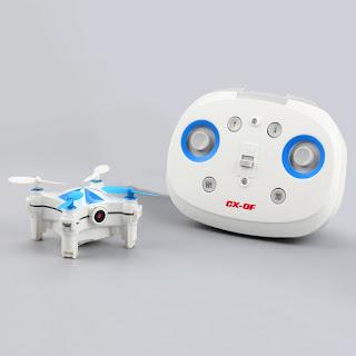 Spesifikasi Drone Cheerson CX-OF - OmahDrones