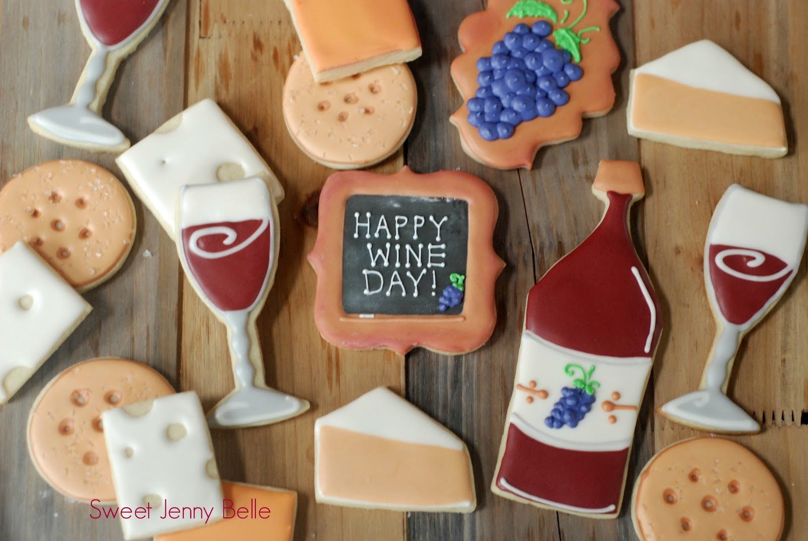 recipe: wine sugar cookies [8]