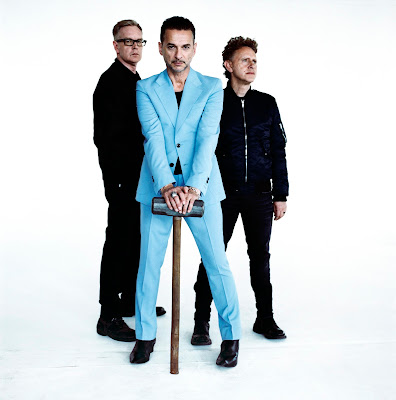 Depeche Mode Announce 'Global Spirit Tour' & New Studio Album 'Spirit'