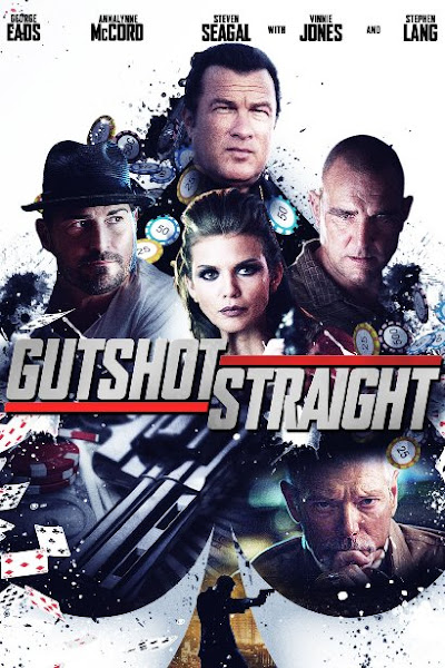 Poster Of Gutshot Straight 2014 720p BluRay Dual Audio