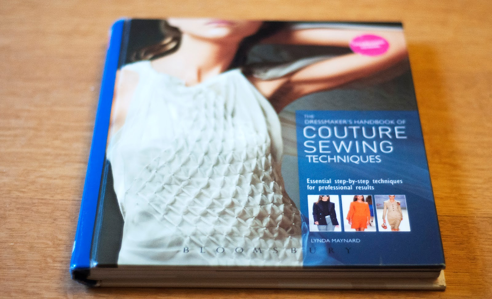 Sewing book Couture sewing