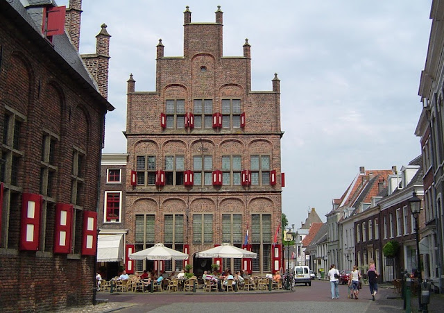 Most Charming Small Towns in Holland