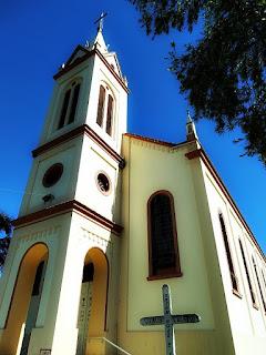Igreja de Travesseiro (RS)