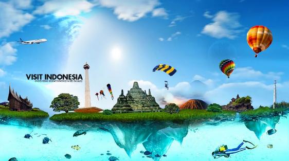 Pariwisata Indonesia Mampu Kalahkan Malaysia