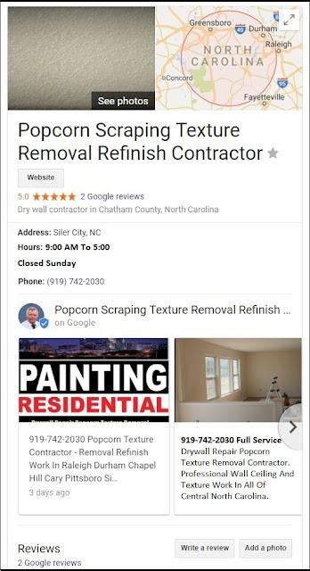 Pittsboro Drywall Repair Service