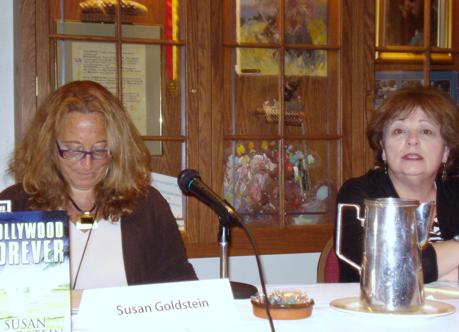 lesa s book critiques  susan goldstein and kathryn casey