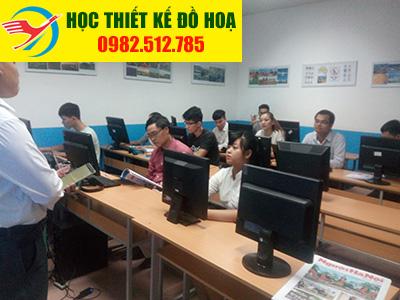 Lớp học photoshop ngắn hạn tại Quận bắc từ liêm Hà Nội