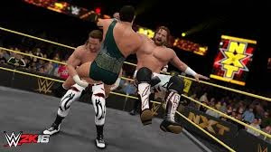 WWE 2k16 Free Download Full Version