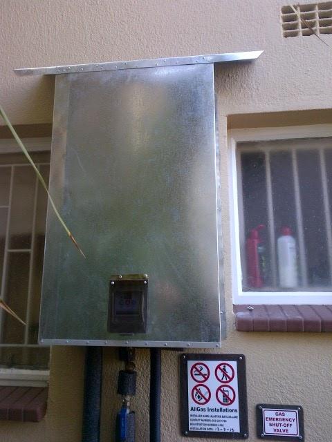 Eskom Free Dewhot Gas Geyser Installation