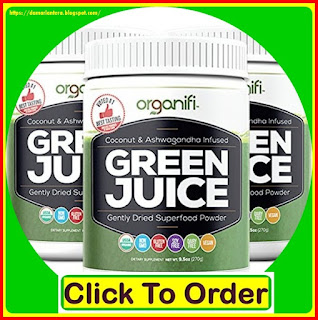 organifi green juice review 2018