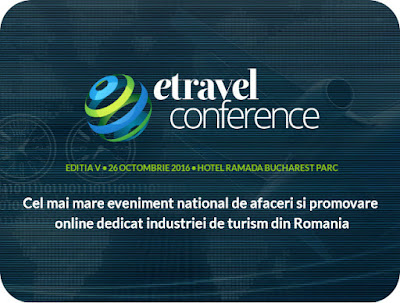 eTravel Conference si eTravel Awards