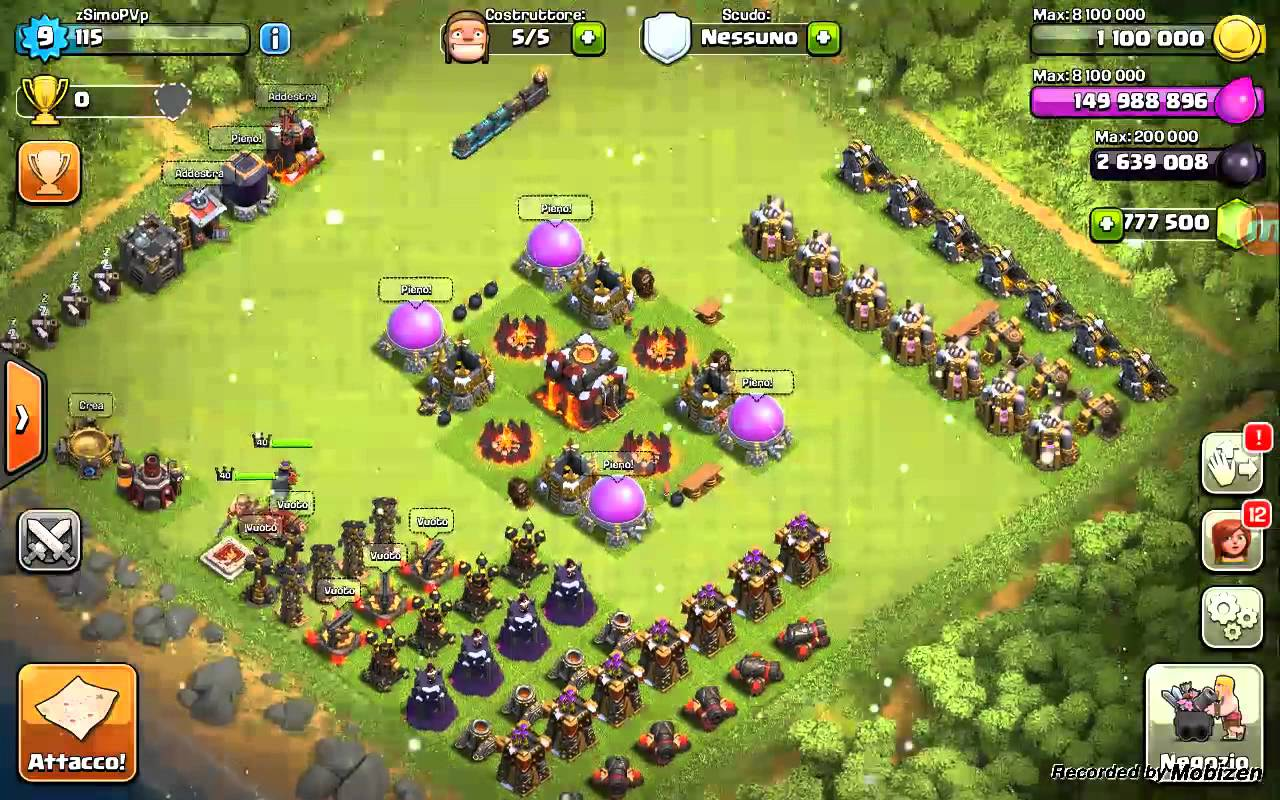 Hack Clash Of Clans Unlimited Clash Of Clans Hack Online