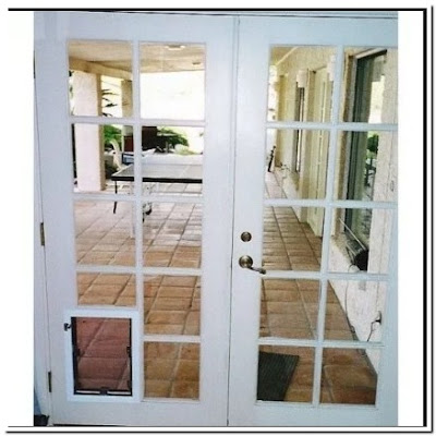 Patio Screen Door With Pet Entrance Hack