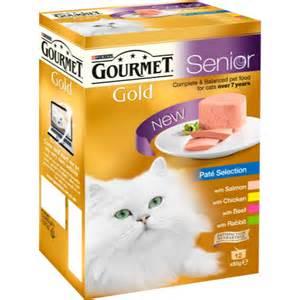 Gourmet Gold Cat Food Asda