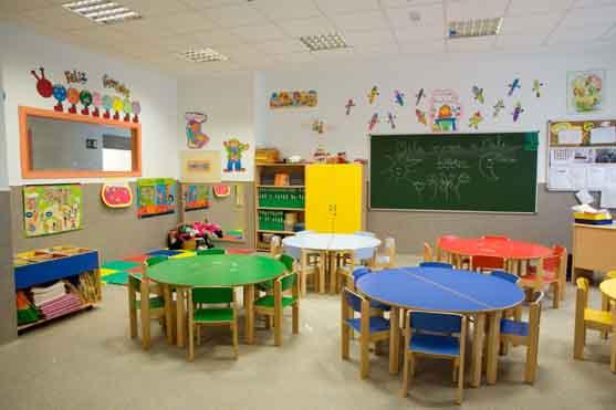 decorar sala de kinder:Como Decorar Un Salon De Clases Para Ninos