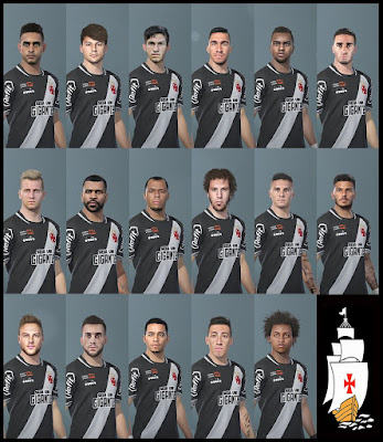 PES 2019 Facepack Vasco Da Gama 2019 By BMPES