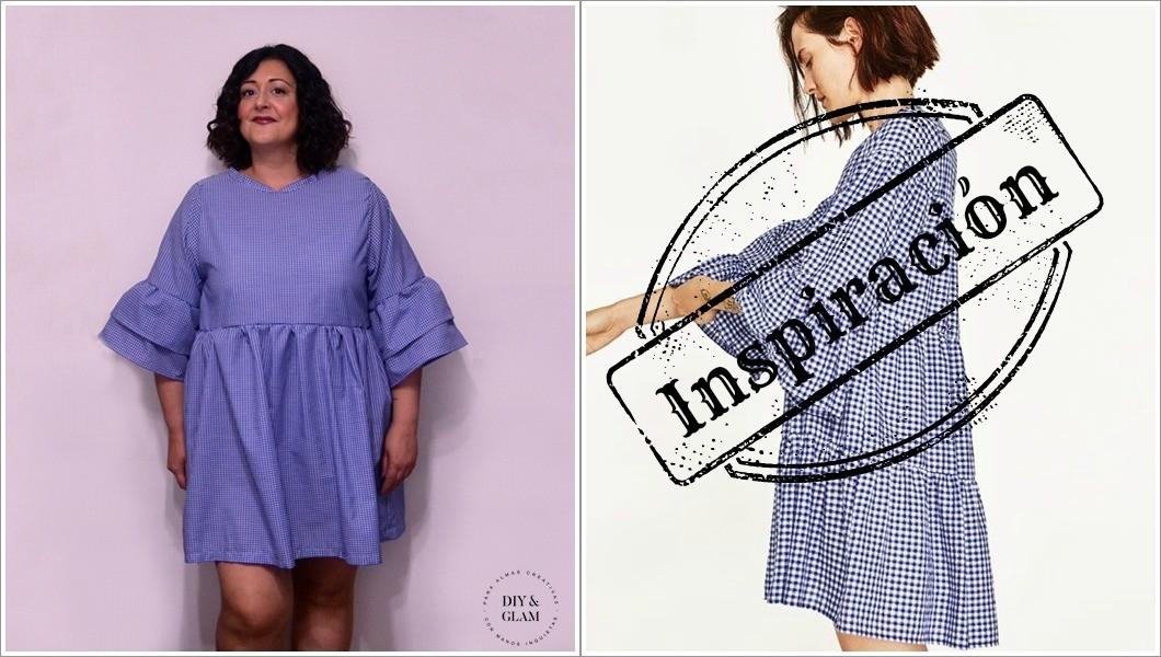 Contemporáneo Vestidos De Dama Zara Motivo - Ideas para el Banquete ...