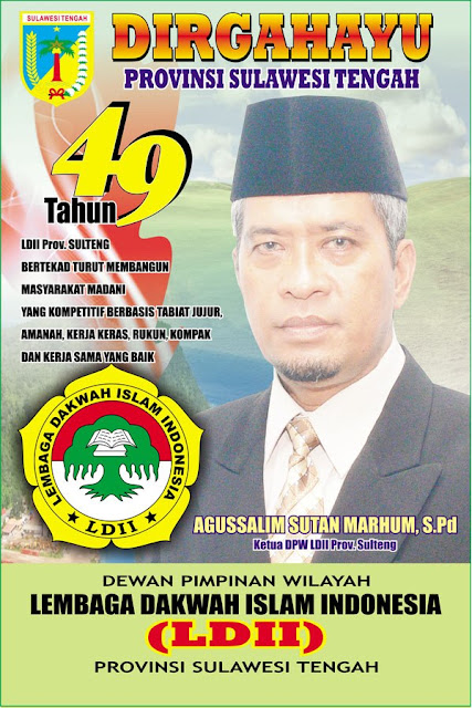 LDII Sulteng Dirgahayu Sulteng 49