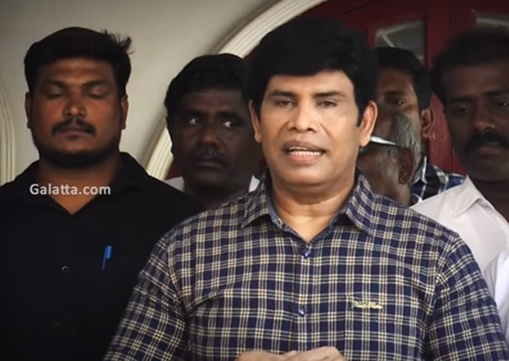 Anandaraj Announces Protest Against TN State Taxes
