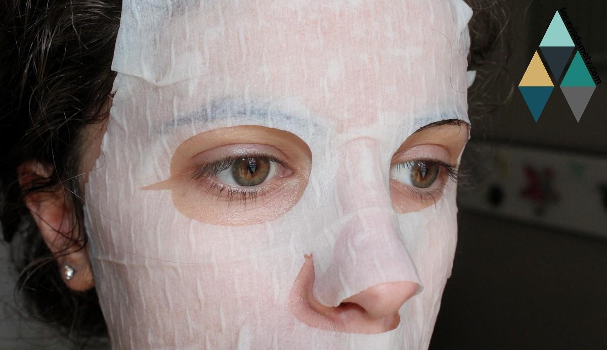 masque visage tonifiant revitalisant sephora