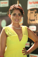 Madhu Shalini Looks Super Cute in Neon Green Deep Neck Dress at IIFA Utsavam Awards 2017  Day 2  Exclusive (50).JPG