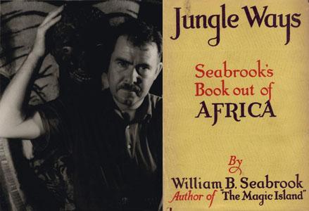 William Seabrook dan bukunya