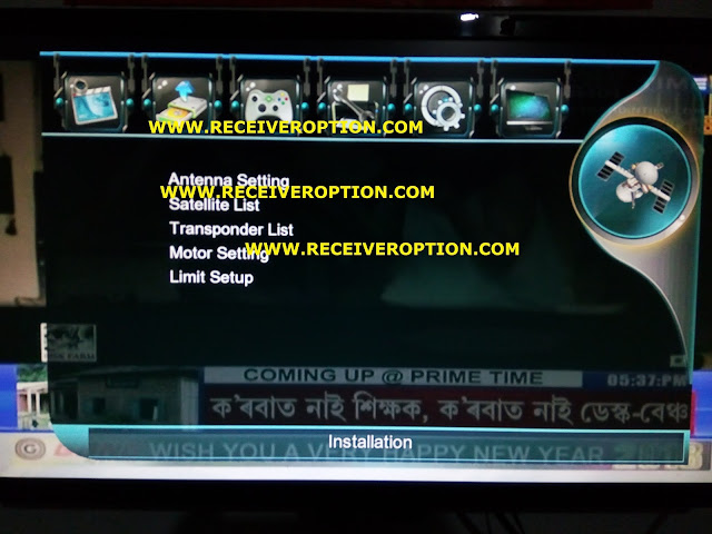 STARTREK SR-9990 HD RECEIVER POWERVU KEY SOFTWARE