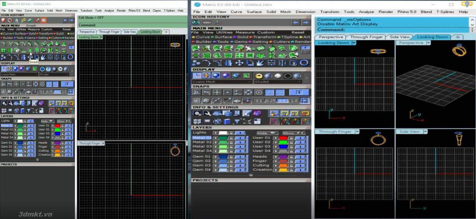 gemvision matrix 75 crack download