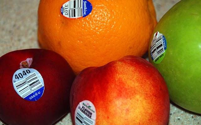 स्टीकर लगे फलों को बिल्कुल भी ना खाएं, हो रही हैं बीमारियां, सरकार की चेतावनी